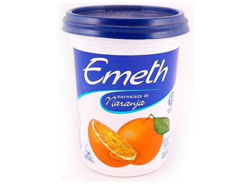 Mermelada Emeth De Naranja