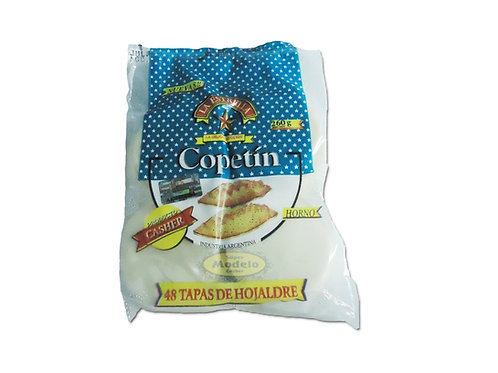 Tapas De Empanadas x 48