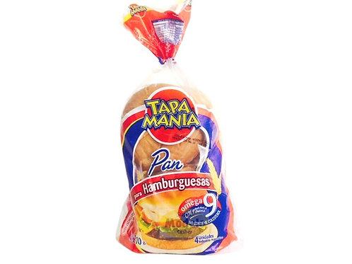 Pan De Hamburgueza Tapa Mania