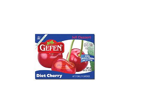 Gelatina Diet Sabor Cherry