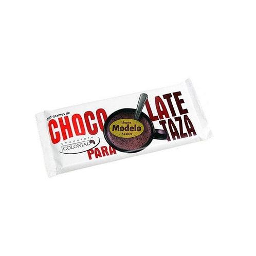 CHOCOLATE COLONIAL DE PESAJ X 100 GR