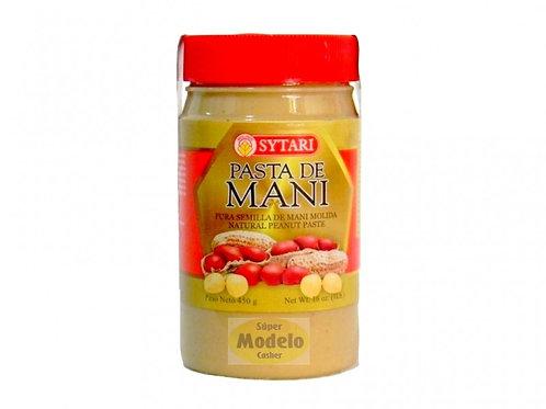 Pasta De Mani Sytari X 450 gr