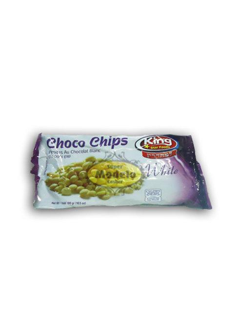 CHOCOLATE CHIPS BLANCO PARVE