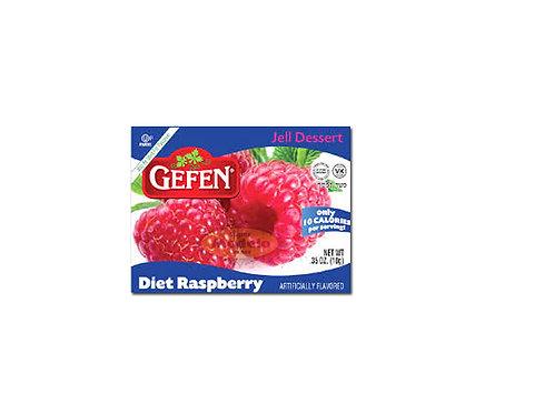Gelatina Diet Sabor Raspberry