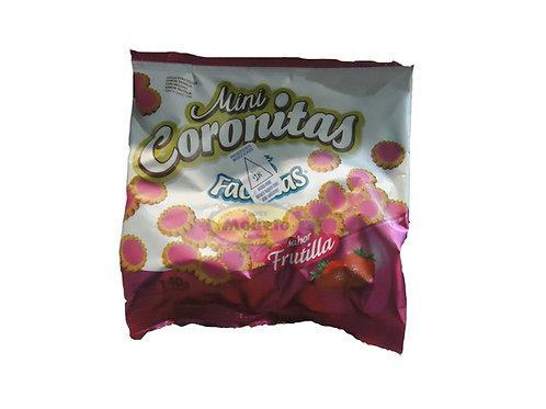 Mini Coronitas De Frutilla