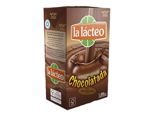 Leche Chocolatada La Lacteo x 1Litro