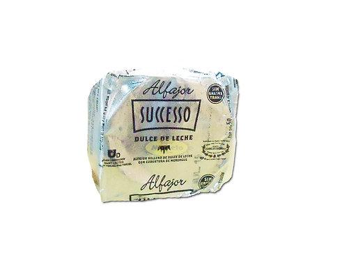 Alfajor De Dulce De Leche Blanco (merengue)