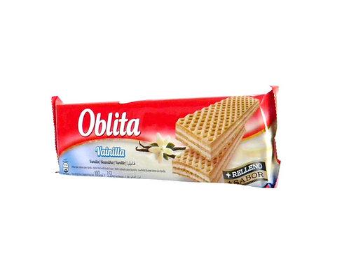 Oblea Sabor  Vainilla x 100 gr Oblita