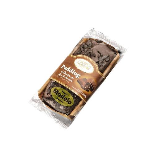 BUDIN SABOR A CHOCOLATE