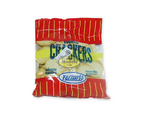 GALLETITAS CRACKERS X 280 GR