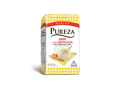 Harina Pureza Refinada 0000