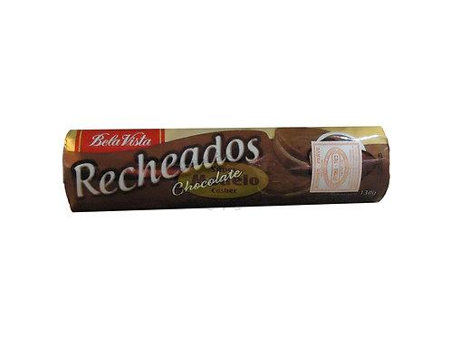 Recheados Chocolate De Brasil