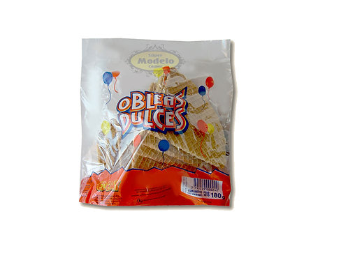 Barquillos Dulce x 200 gr