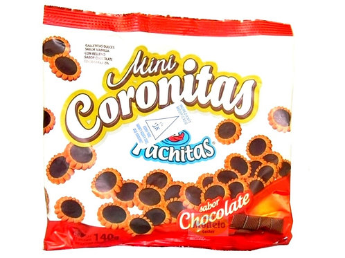 Mini Coronitas De Chocolate