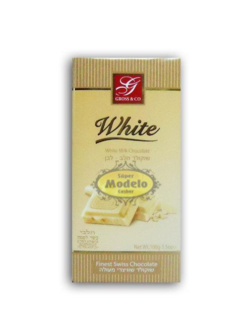 CHOCOLATE DELUXE BLANCO