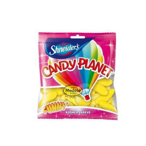Candy Planet Sabor A Banana