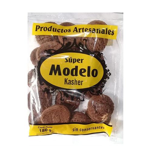 POLVORONES DE CHOCOLATE X 180 GR