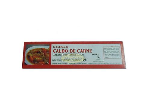 Qubitos De Sopa Sabor A Carne