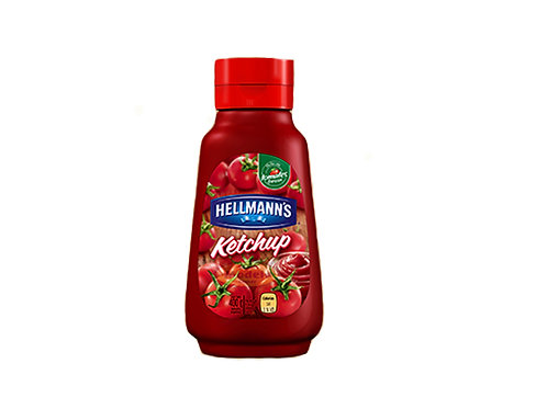 Ketchup Hellmans En Pomo x 330