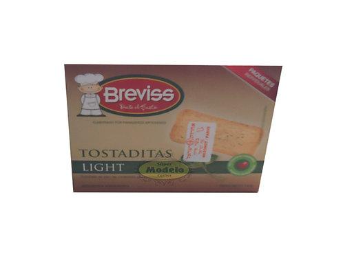 Tostaditas Breviss Light