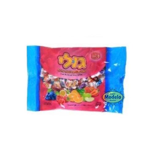 Caramelos Masticables Frutales