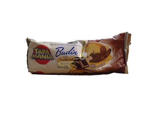 Budin Marmolado Tapa Mania x 220 gr