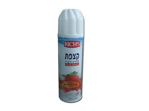 Crema Richs Lactea (Lista Para Usar)