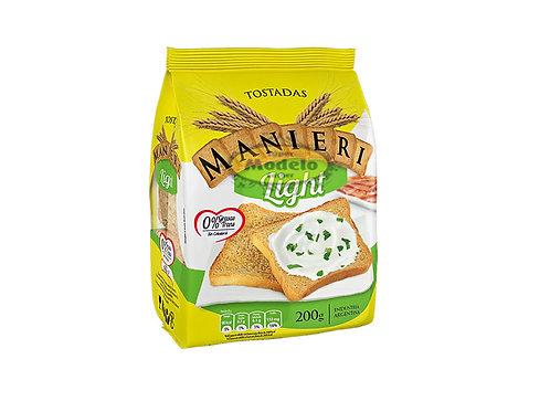 Tostadas Manieri Light