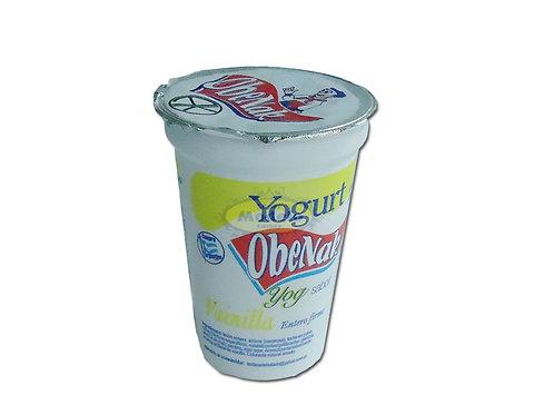 Yogurt Entero De Vainilla