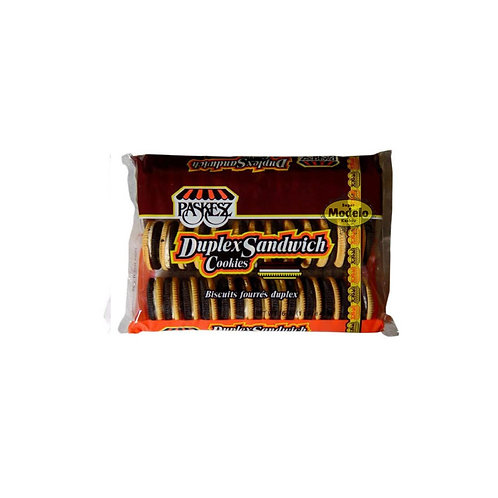 Chocolate Sandwich Mix Cookies