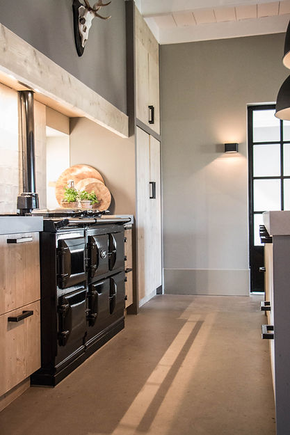 DUTCHWOOD KITCHEN - Leefkeuken van hout