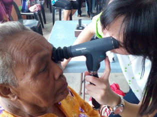 The eyes have it: Spreading optical health awareness through Dialogue in the Dark