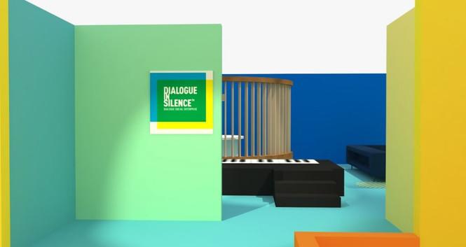 Entrance to Dialogue in Silence (DiS)