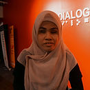 Press Enter to listen to Athirah's story.