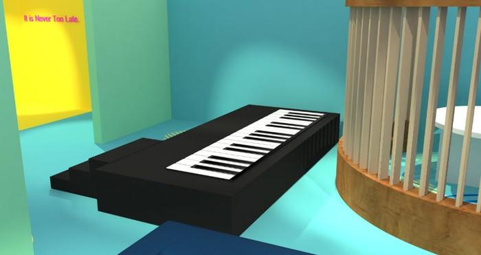 DiS Large Keyboard
