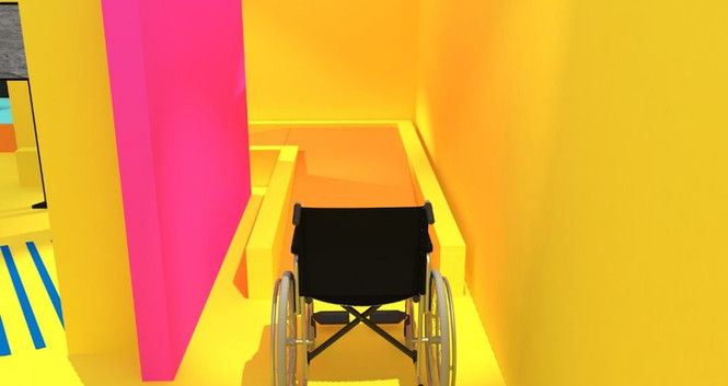 DwT Wheelchair section