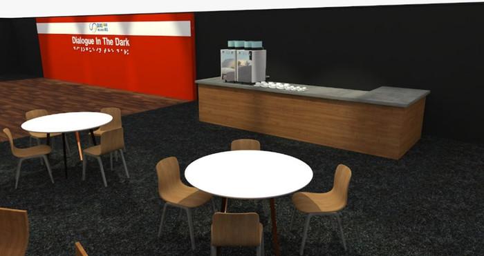 Cafe at Main Lobby