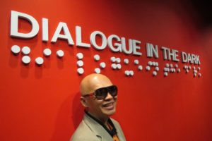 Stevens Chan is Shining the Light on Blindness in Malaysia