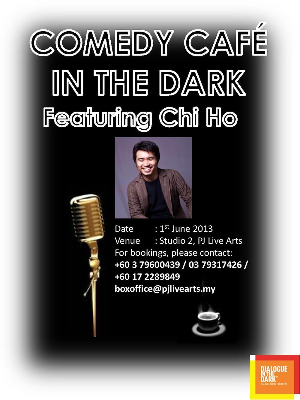 Featuring Chi Ho at Studio 2 PJ Live Arts