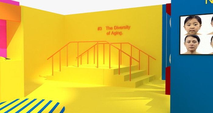 DwT Diversity of Aging Stairs