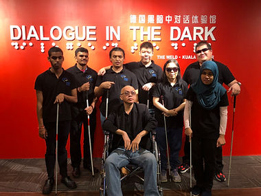Dialogue Includes All Team Photo