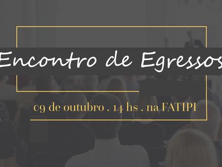 ENCONTRO DE EGRESSOS