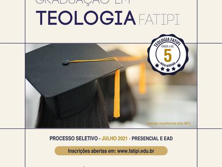 Inscrições abertas para os cursos de graduação