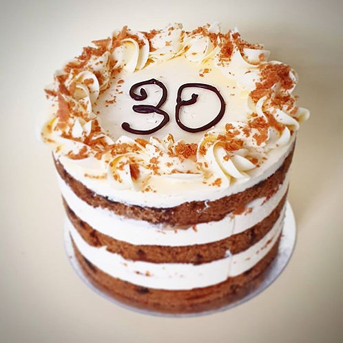 Sticky Toffee Layer Cake
