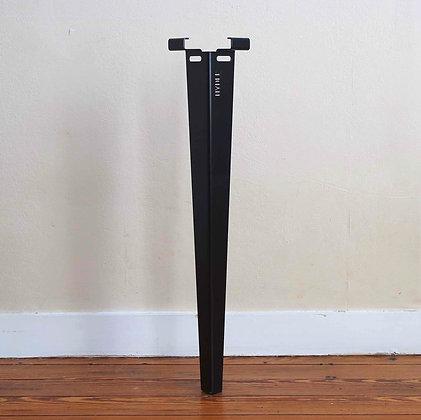 4 Pieds - Noir - 74cm (sans barre de renfort)