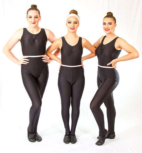 Black Exam Sheree Leotard