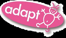 Adapt charity logo