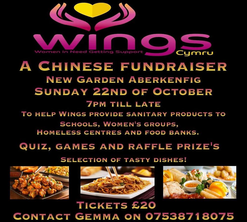 Wings Cymru Event