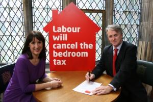 Huw bedroom tax