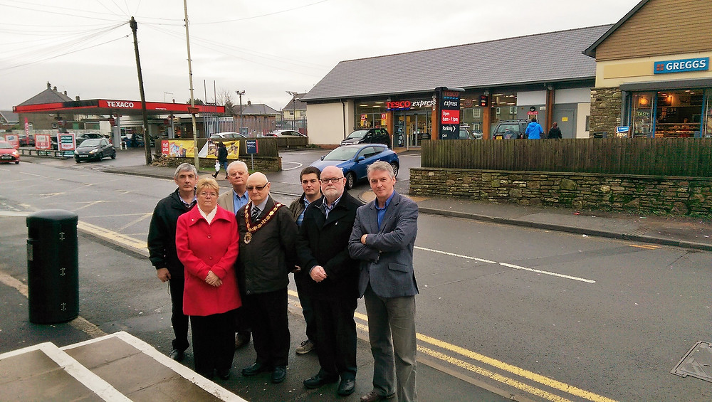 CALL FOR URGENT ACTION ON PENCOED TRAFFIC WORRIES - Wide